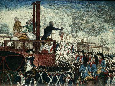 21 janvier 1793: Exécution du Roi - Le blog de Louis XVI