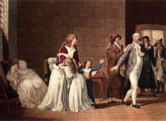 De Fide Catholica: History : Louis the XVI, a Catholic going to ...